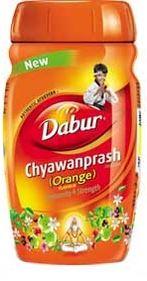 Чаванпраш Апельсин Дабур