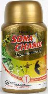 Чаванпраш  Сона Чанди с золотом и серебром
